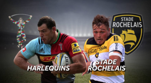 Battle of the Dutch - Harlequins vs La Rochelle