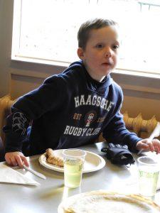Pannnenkoeken eten!