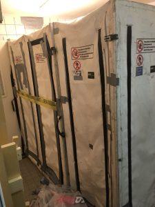asbest op HRC
