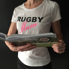 Rugby Mum - all in the family