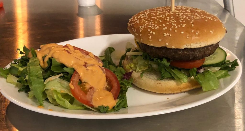HRC Burger