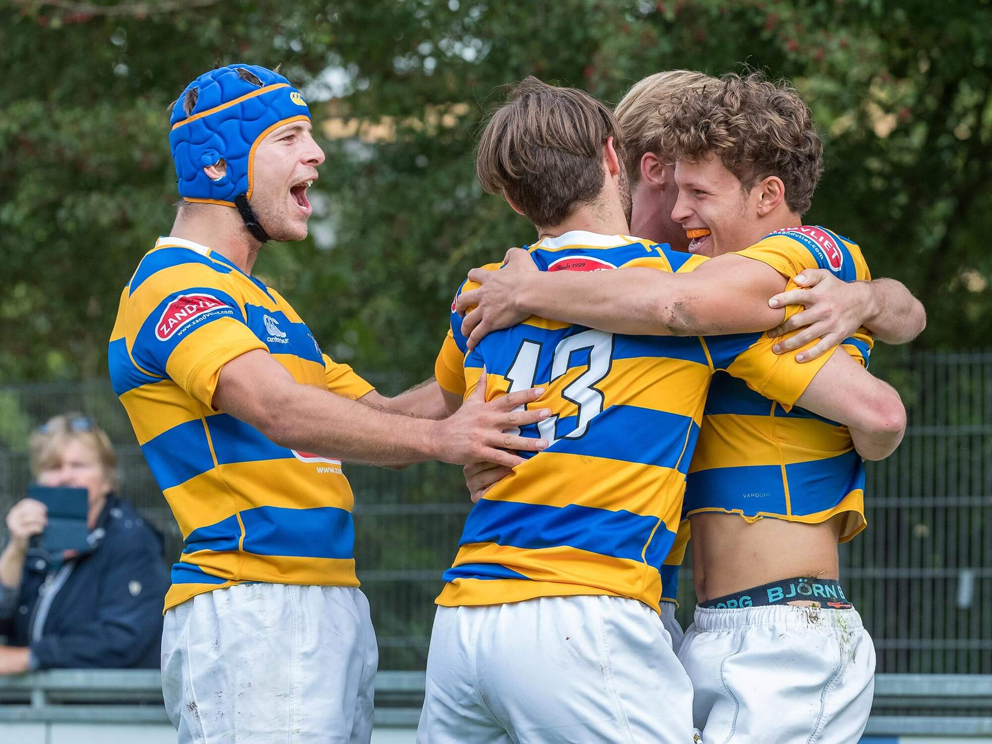 Haagsce Rugby Club - HRC 1